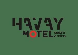 HAVAY Motel - Blackout - Publicidade Exterior